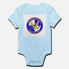 mx Minuteman Border Patrol Infant Creeper