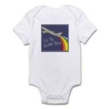 Rainbow Air Infant Bodysuit