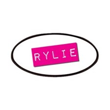 Rylie Punchtape Patches