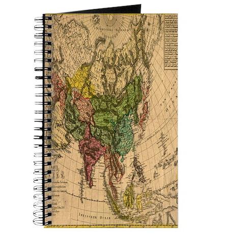 Asia 1805 Journal