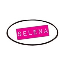 Selena Punchtape Patches