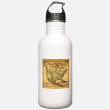 North America 1849 Water Bottle