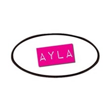 Ayla Punchtape Patches