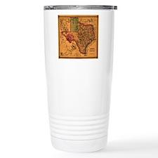 Texas 1866 Travel Mug