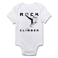ROCK CLIMBER Infant Creeper