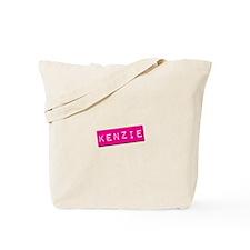 Kenzie Punchtape Tote Bag