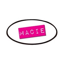 Macie Punchtape Patches