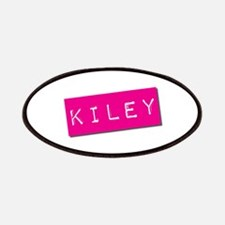 Kiley Punchtape Patches