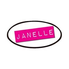 Janelle Punchtape Patches