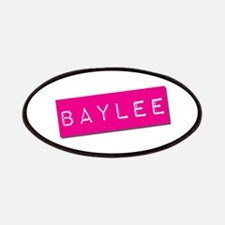 Baylee Punchtape Patches