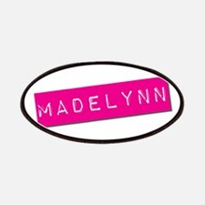 Madelynn Punchtape Patches