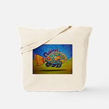 Unique Tropical fishes Tote Bag