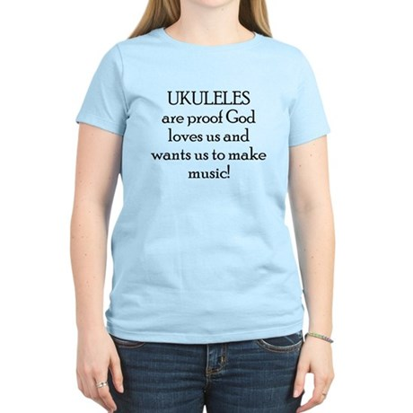 proof Women's Light T-Shirt