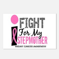 Fight For My Breast Cancer Postcards (Package of 8