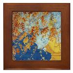 """""""Winter"""" Framed Tile"""