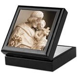 Catholics Square Keepsake Boxes
