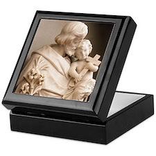 St. Joseph Keepsake Box