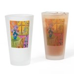"""""""Summer Afternoon"""" Drinking Glass"""