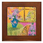 """""""Summer Afternoon"""" Framed Tile"""