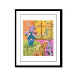 """""""Summer Afternoon"""" Framed Panel Print"""
