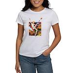 Football Season Women's T-Shirt