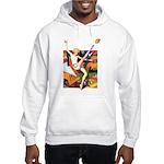Football Season Hooded Sweatshirt