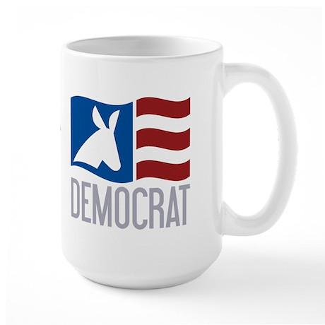 Proud Liberal Democrat Large Mug