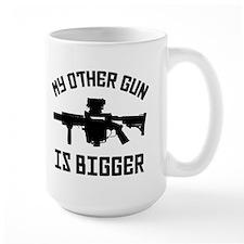 MY OTHER GUN Mug