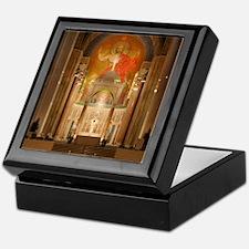 Catholic Church Keepsake Box