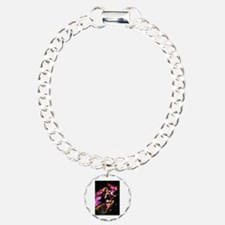 Sexy Cosmic Witch Charm Bracelet, One Charm