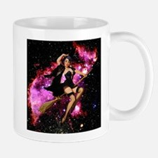 Sexy Cosmic Witch Mug