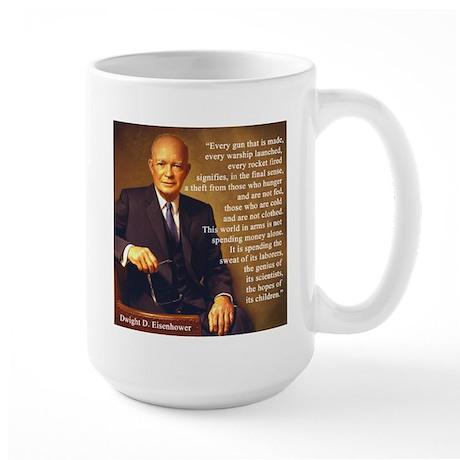 Every Gun Large Mug