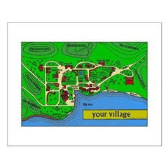 Your Village Posters