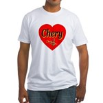Chery Fitted T-Shirt