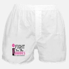 Fight For My Breast Cancer Boxer Shorts