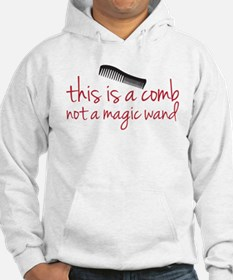 This is a comb Hoodie