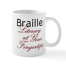 Mug - Braille Literacy