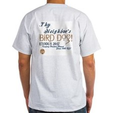 Coveted Bird Dog Ash Grey T-Shirt