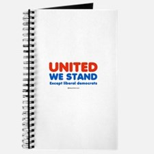 United we stand, except liberals - Journal