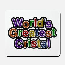 World's Greatest Cristal Mousepad