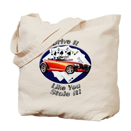 Plymouth Prowler Tote Bag