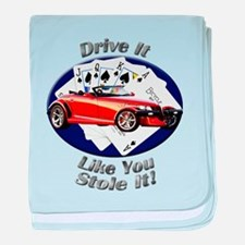 Plymouth Prowler baby blanket