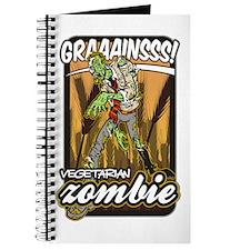 Vegetarian Zombie Journal
