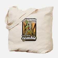 Vegetarian Zombie Tote Bag