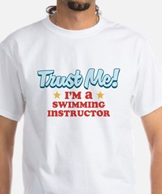 Trust Me Swimming instructor Shirt