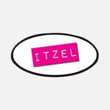 Itzel Punchtape Patches