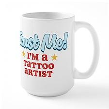 Trust Me Tattoos artist Mug