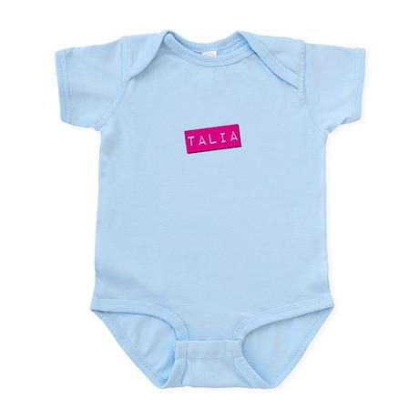 Talia Punchtape Infant Bodysuit