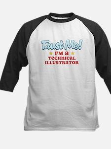 Trust Me Technical Illustrato Tee