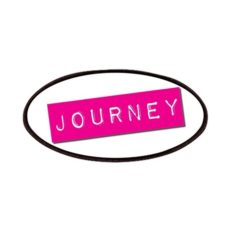 Journey Punchtape Patches